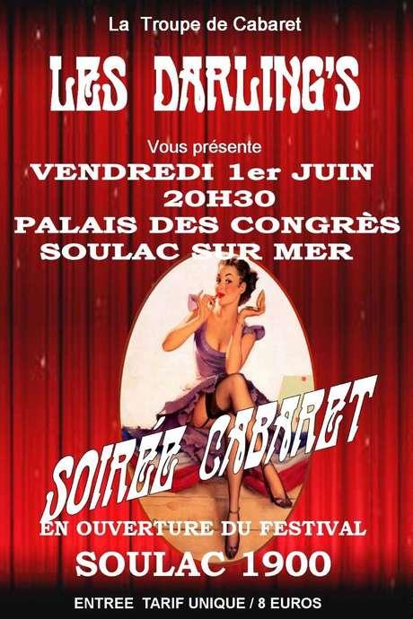 """Cabaret """"Les Darling's"""""""