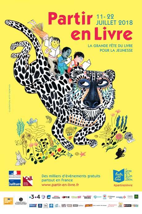 Gehen Sie auf Buch - Kinderbuch -Festival - Copie
