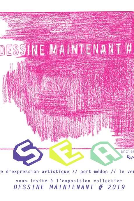 """Exposition """"Dessine Maintenant"""
