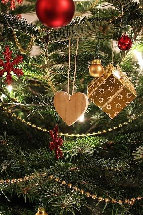Décoration & inauguration du sapin de Noël