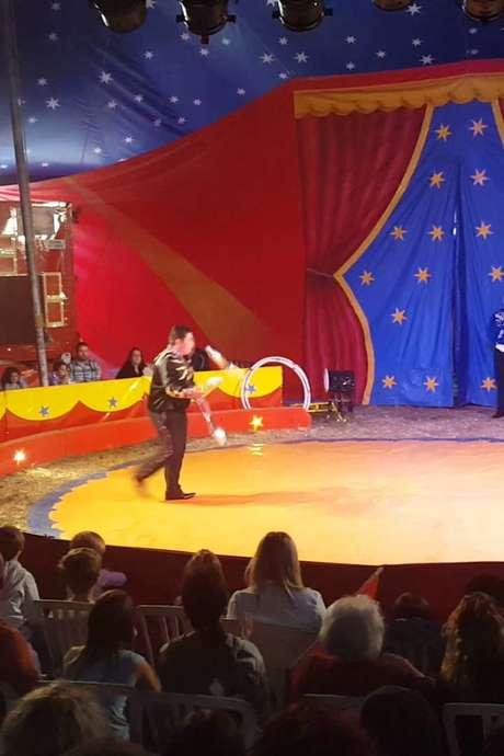 Cirque Roger Lanzac