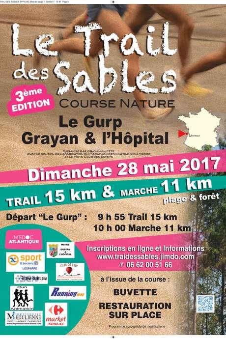 Trail des Sables