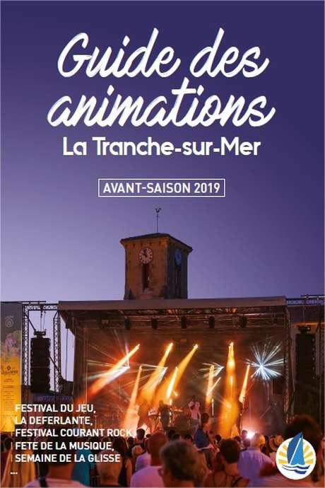 GUIDE DES ANIMATIONS D'AVANT SAISON