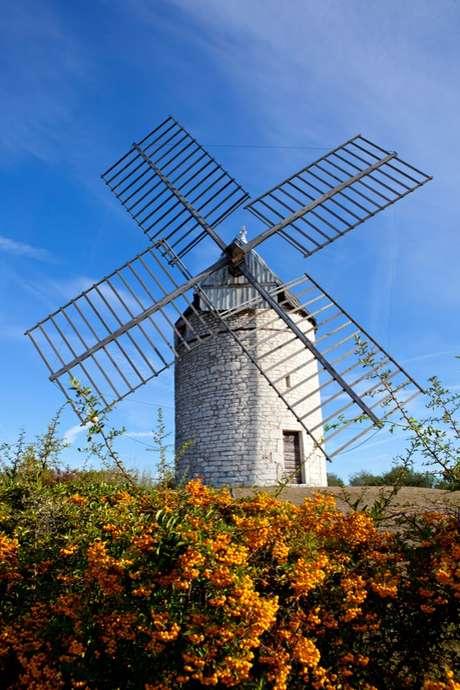 Visite du Moulin à Vent de Gignac