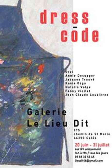 """Exposition """"Dress-Code"""""""