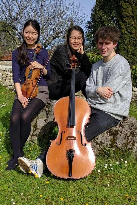 Concert Le Trio Opal interprète Beethoven