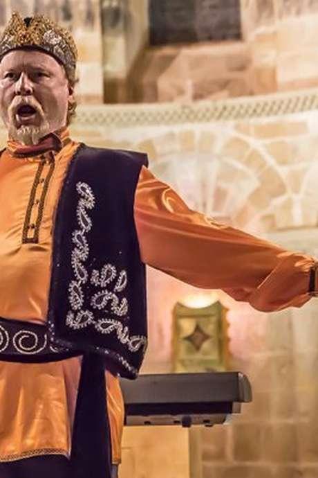 Concert de Valery Orlov, La Grande Voix Russe