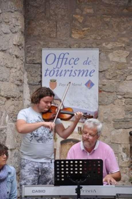 Concert de Chants et Musique de Rue