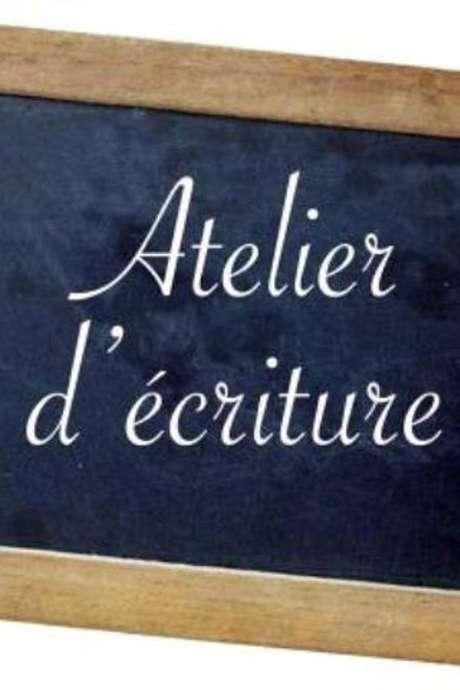 "Atelier d'Ecriture ""Artistiqu'Oludique!"""