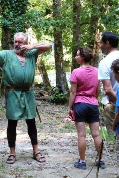 Tours de Merle : Initiation au Tir à l'Arc