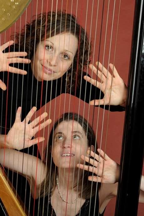 Opéra et moi … Émoi : Duo de harpes Néféli -  Les Musicales du Causse