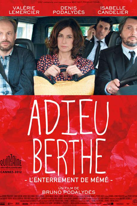 """Ciné Belle Etoile """"Adieu Berthe"""""""