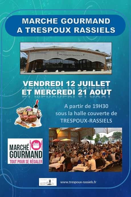 Marché Gourmand à Trespoux-Rassiels