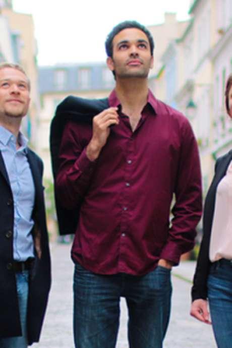 """Récital: """"Aimer à perdre la raison"""" Trio Ayònis"""