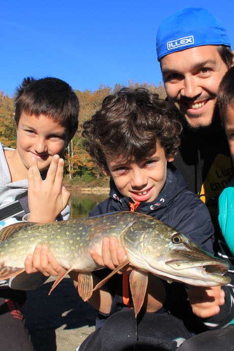 Ateliers Pêche Nature des Vacances de Printemps