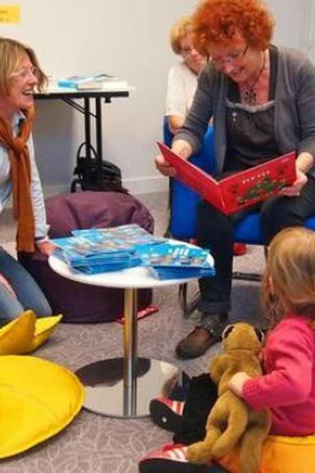 Atelier Lectures et Jeux Pour Enfants
