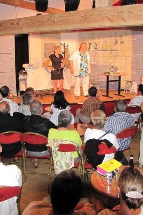 """Théâtre Côté Rocher/Chanson : """"Tout Women Show"""""""