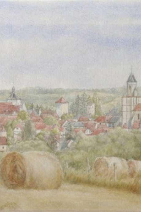 Exposition de Peinture - Françoise Legendre
