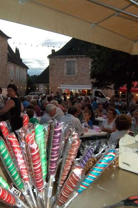 Marché des Gourmets à Floirac