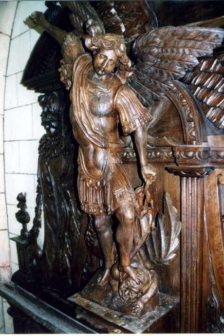 Visite de l'Eglise Saint Michel
