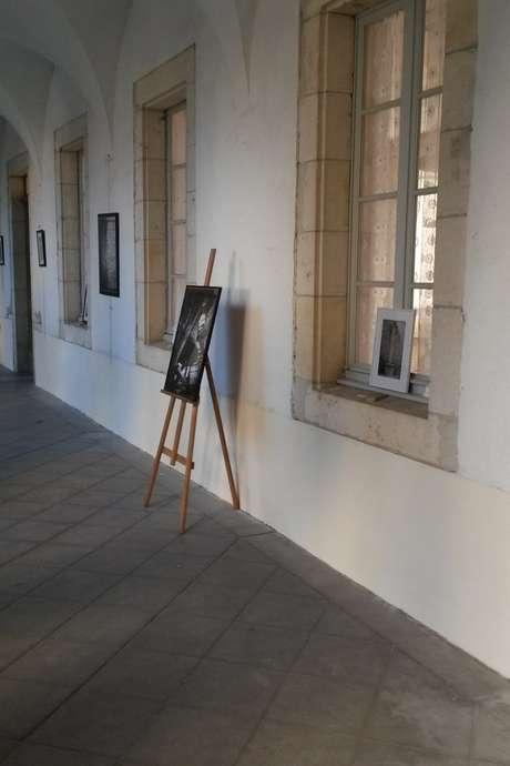 Exposition - Les toiles de Pierrette Chapoulard