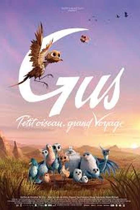 """Ciné Belle Etoile """"Gus, Petit Oiseau, Grand Voyage"""""""