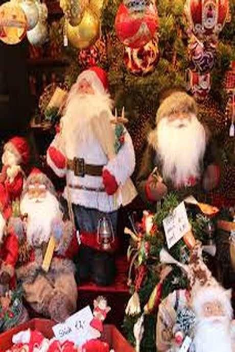 Marché de Noël à Souillac