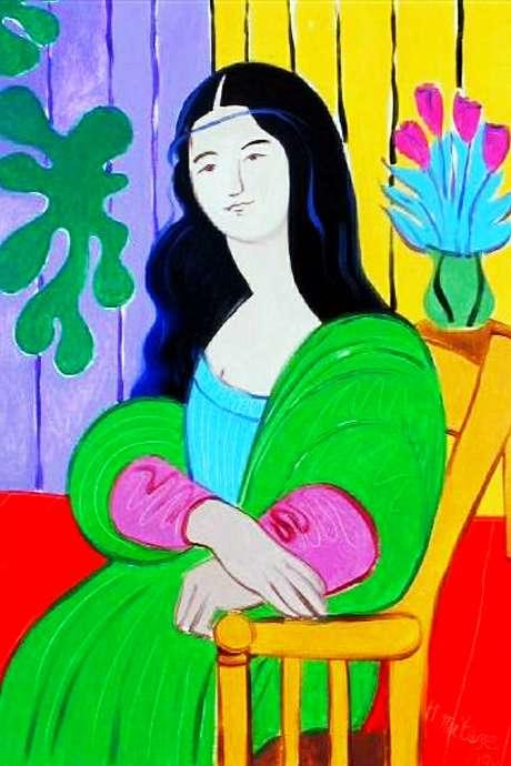 """Exposition « Jocondes Insolites. Mona Lisa, hommages et détournements"""""""