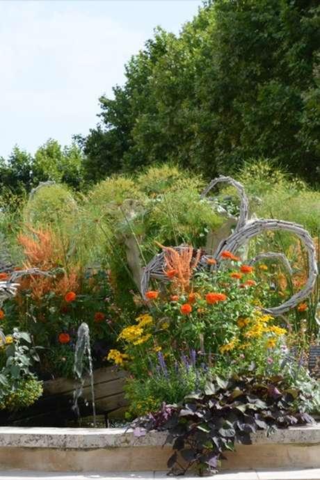 Conférence, Echange sur l'Art des Jardins