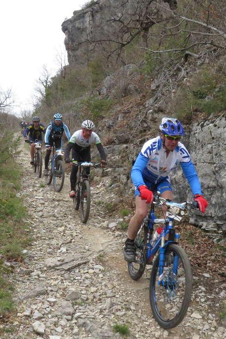 23 ème Edition Brive-Rocamadour VTT + Les Sentiers de Rocamadour (Randonnées pédestres)