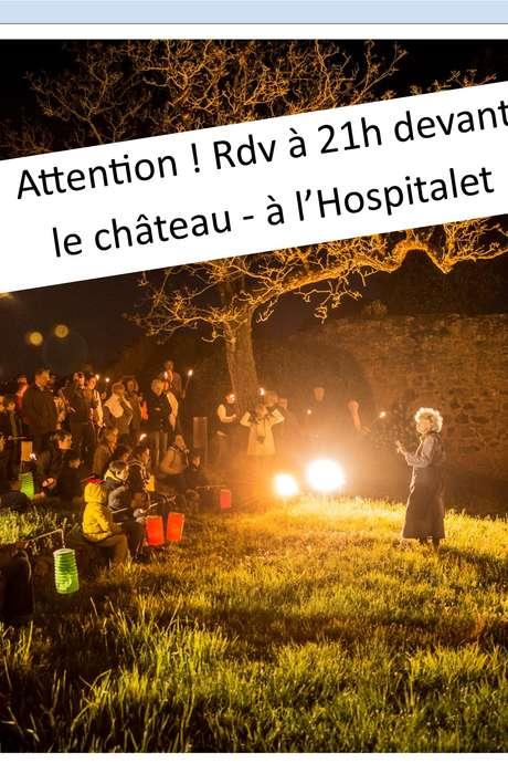 Pays d'art et d'histoire : Visite Contée A La Lueur Des Lampions