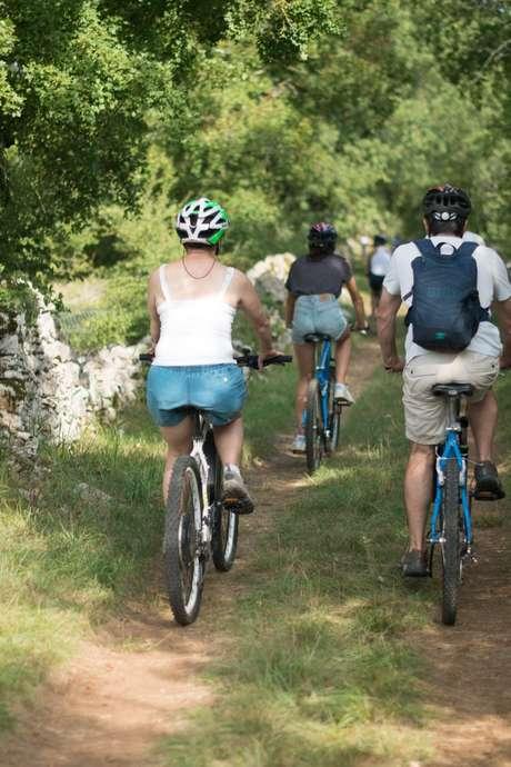 Annulé-Pays d'Art et d'Histoire : Balade Vélo en Famille