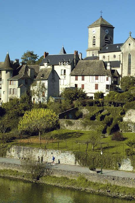 Visite Guidée d'Argentat sur Dordogne