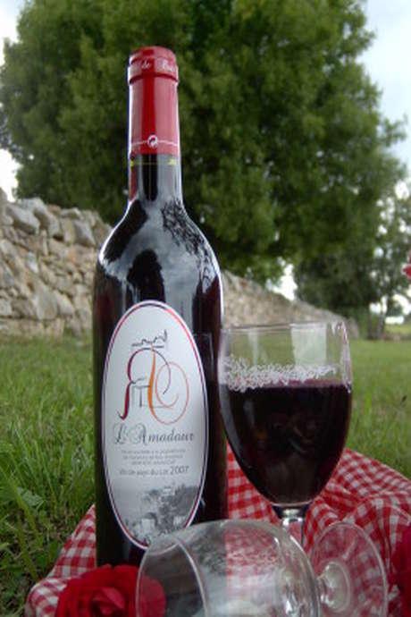 Dégustation des Vins de Rocamadour à la Ferme La Borie d'Imbert