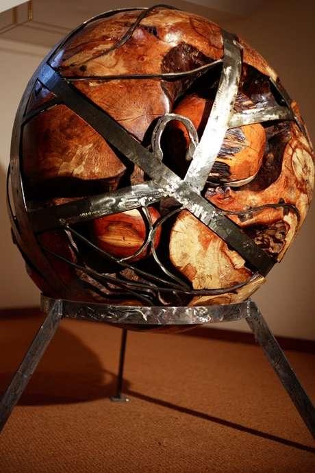 Exposition Louis2Verdal: Sculpture, Tableaux, Dessins