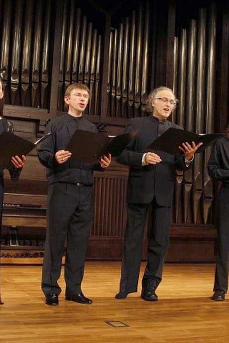 Ensemble Gilles Binchois, Dominique Vellard - Messe de Machaud - Festival de Rocamadour