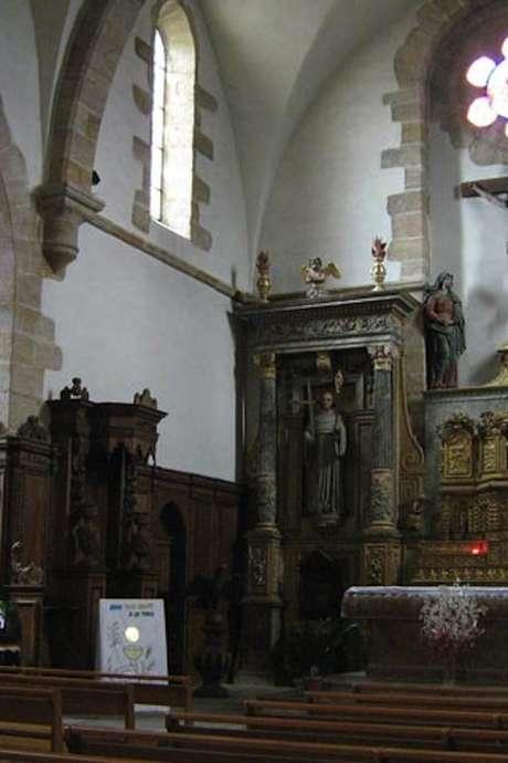 Visite de l'Eglise de Leyme