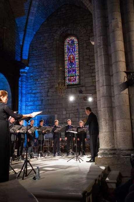 Petite Messe Solennelle de Rossini - Ensemble Exosphère - Festival de Rocamadour