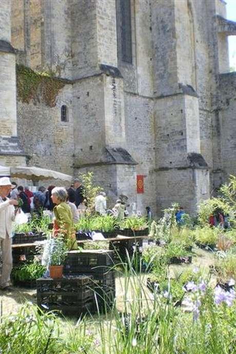 29ème Fête des Plantes de l'Abbaye-Nouvelle
