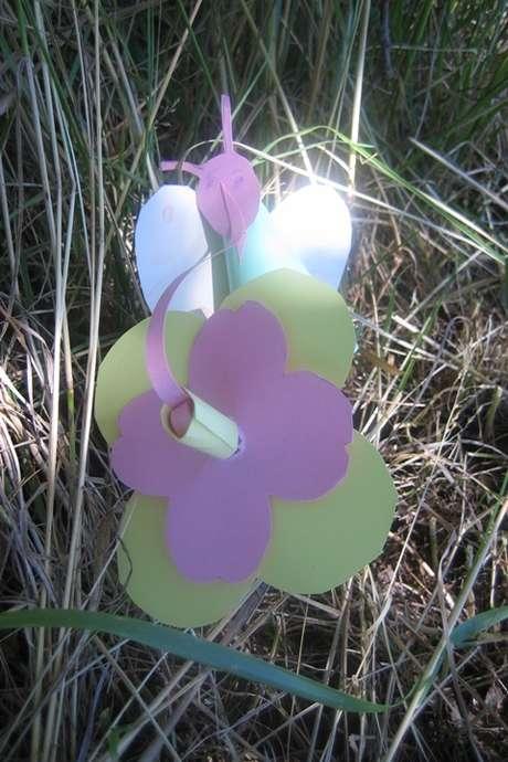 Jeu de Pistes Libellules ou Papillons au Marais de Bonnefont