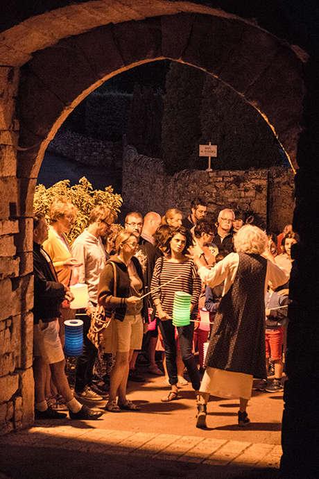 Pays d'Art et d'Histoire : Visite A La Lueur Des Lampions