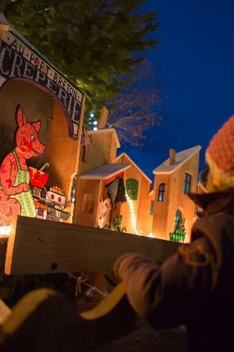 Marché de Noël à Frayssinet le Gourdonnais