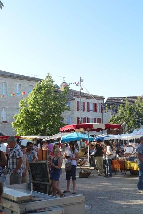 Marché de Producteurs de Castelnau-Montratier