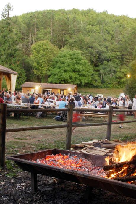 Marché des Producteurs et Barbecue à Montcléra