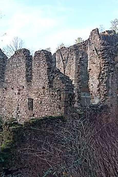 Visite Commentée du site du prieuré du Coyroux