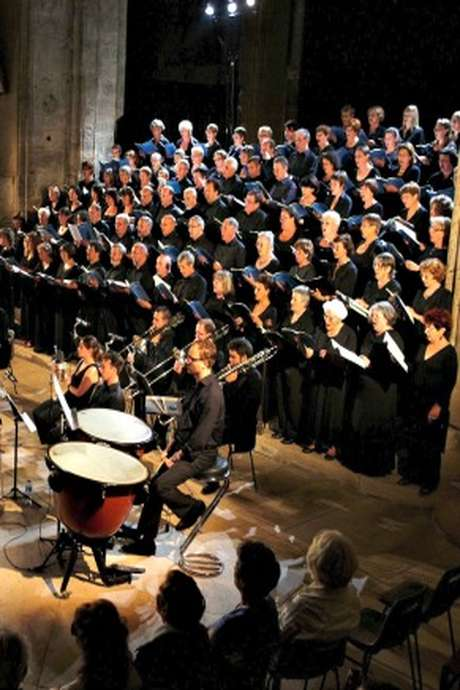 Stage de Chant Choral Baroque