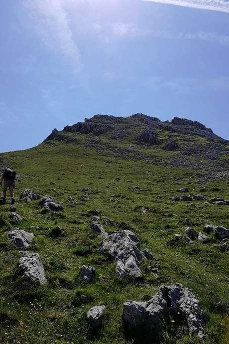Randonnée accompagnée en montagne