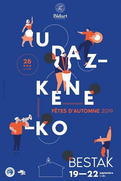 Udazkeneko Bestak - Fêtes d'Automne