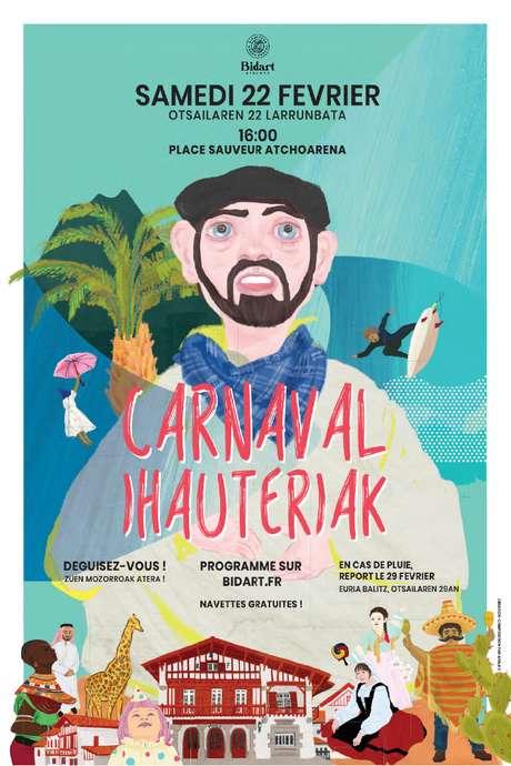 Carnaval - Ihauteriak
