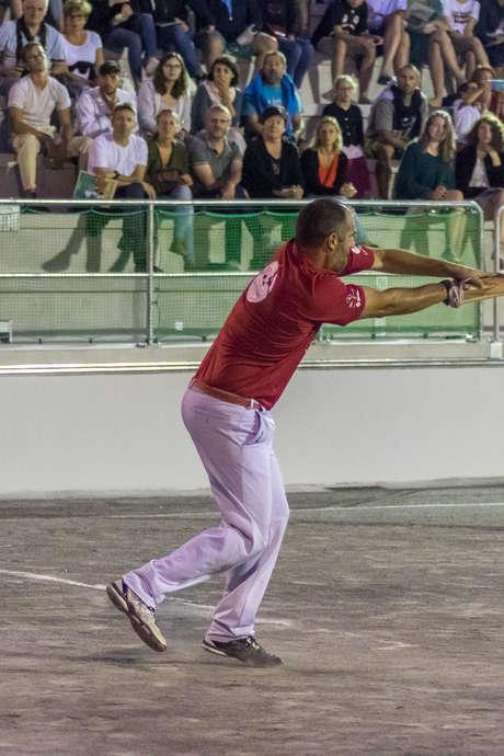 Championnat du Pays Basque de Grand Chistera - Finale